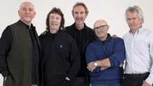 Esoteric Recordings announced the official release of a 2 disc deluxe edition of GTR, the self-titled 1986 album by Steve Hackett and Steve Howe's band GTR