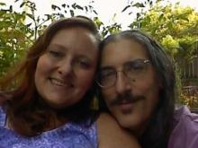 Wendy Zangazi and Gregory Zangazi