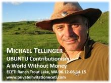 Michael Tellinger at ECETI June 2015