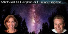 Michael Ellegion & Laura Legere on Reach For It Radio Show