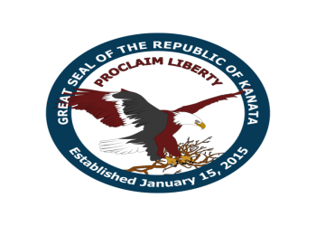 Great Seal of the Republic of Kanata - Established January 15, 2015