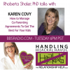 Hijackals, Co-Parenting and Keeping Your Sanity - Guest Karen Covy