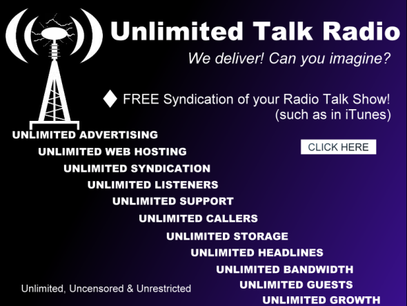 Unlimited Talk Radio with BBS Radio