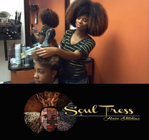 Jacqueline Williams and Soul Tress Hair Studio