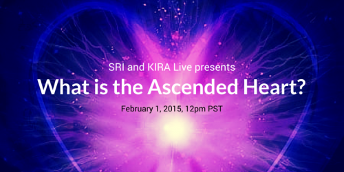 What is the Ascended Heart?