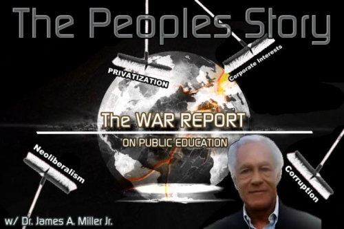 The People Speak banner