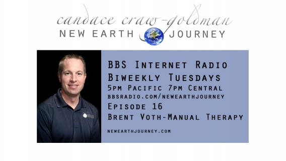 New Earth Journey with Brent Voth