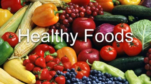 Healthy food for healthy vision