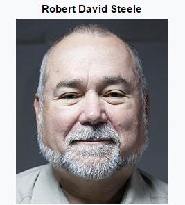 #UNRIG: Robert David Steele