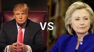 Trump or Clinton