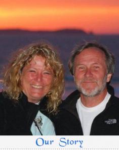 Tom Lumbrazo and wife Carol