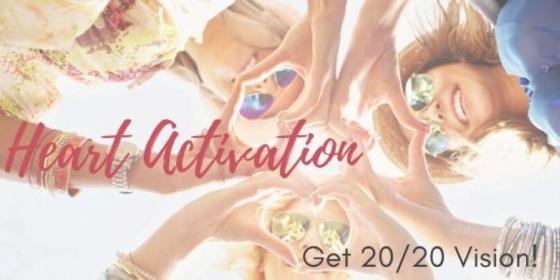 Title: Create Your 20/20 Vision Through Awakening Heart Wisdom