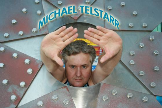 Supernatural Entertainer, Paranormalist, and Remote Viewer; Michael Telstarr is a Master of Mentalism, and holds 7 World Records in Escapology.