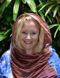 Salini Teri Apodaca,  Reikimaster, author, counselor, shaman, visionary, global activist and truthspeaker