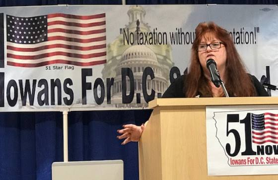 Iowans for DC Statehood