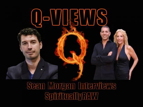 QANON Expert, Sean Morgan Interviews SpirtuallyRAW On the Q Community