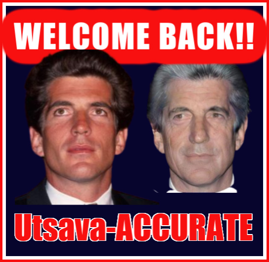 SpirituallyRAW Ep 377 Utsava-ACCURATE, JFK Jr. WELCOME BACK!!