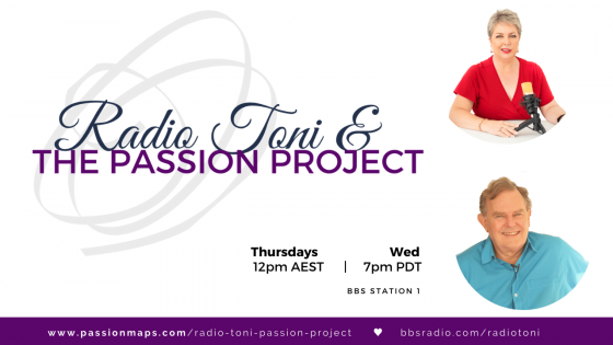 Radio Toni and the Passion Project