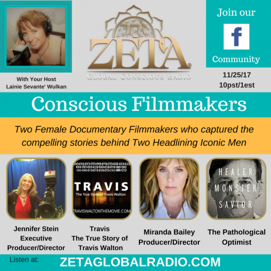 Two powerful female filmmakers took on two iconic men who have made major headlines and controversies.  Hear about these films and the stories that captured the world!