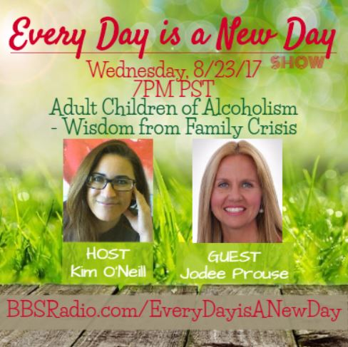 Every Day is a New Day with Kim O'Neill
