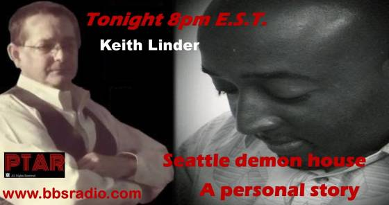 PTAR 8pm TONIGHT Keith Linder