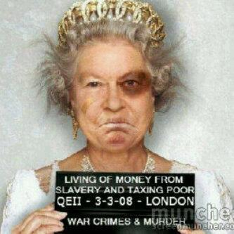 Queen Elizabeth - War Crimes and Murder
