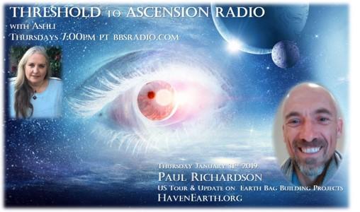Paul Richardson Haven Earth