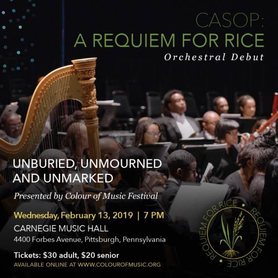Casop: A Requiem for Rice