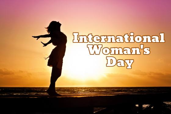 """International Woman's Day"""