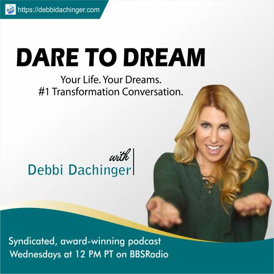 Michelle Beber talks to ANGELS, with Debbi Dachinger TODAY!