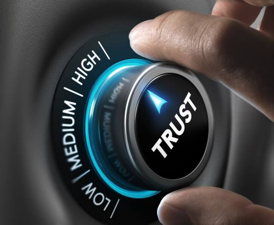 Trusting YOURSELF!  3 easy steps