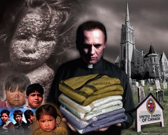 The Crimes of the United Church of Canada