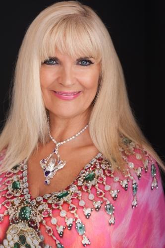 Carmel Glenane author of the Alchemies of Isis