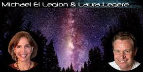 Michael Ellegion & Laura Legere on Reach For It Radio Show