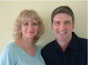 Mick and Sylvie Avery