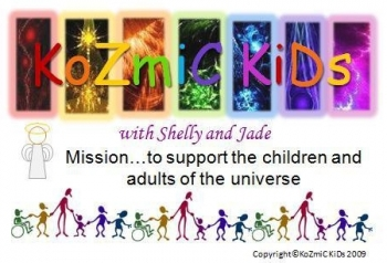 Kozmic Kids with Shelly and Jade full banner